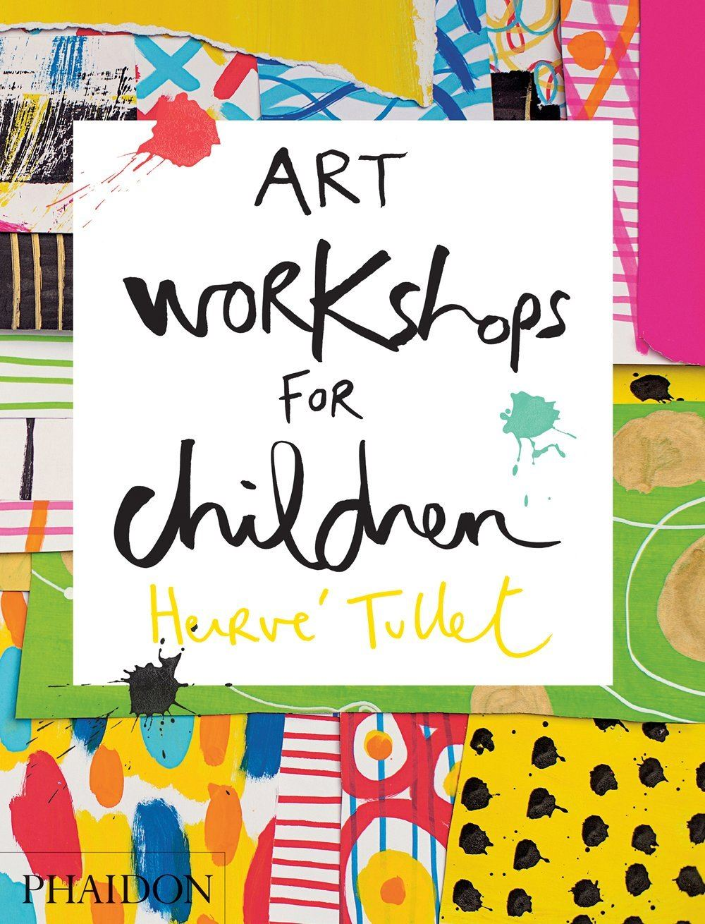 Book - Art Workshops For Children