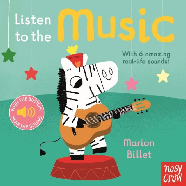 Book - Listen To The Music