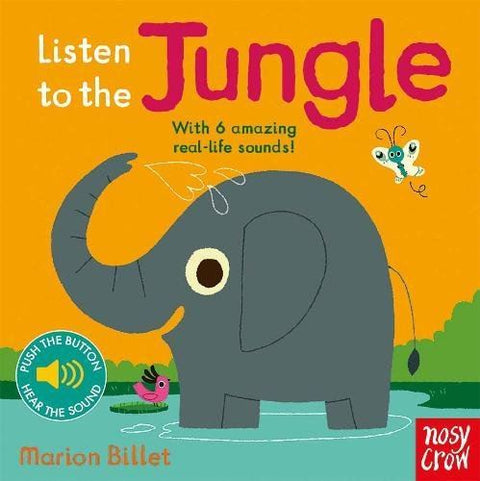 Book - Listen To The Jungle