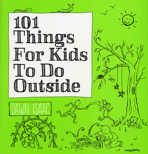 Book - 101 Things For Kids To Do Outside