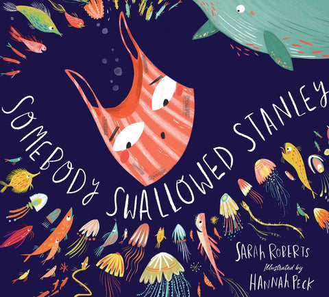 Book - Somebody Swallowed Stanley