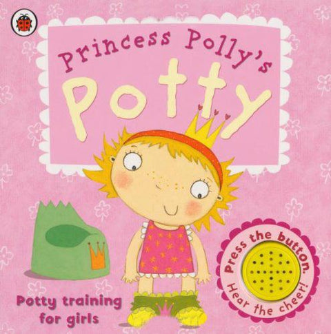Book - Pirate Polly Potty