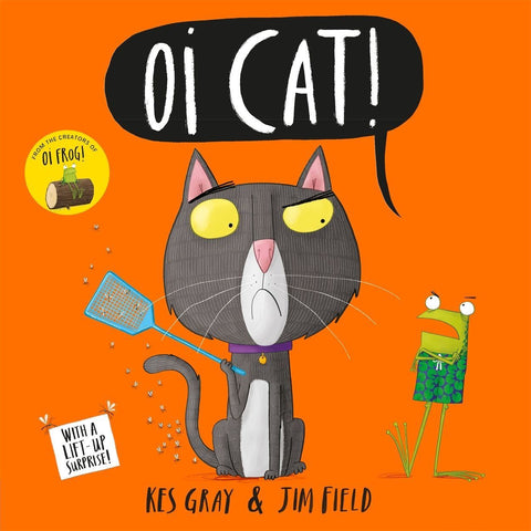 Book - Oi Cat