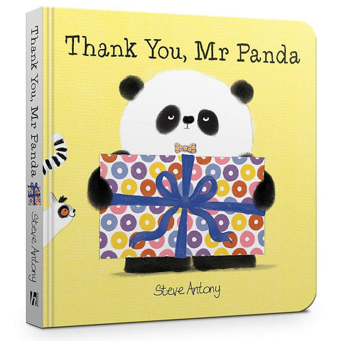Book - Thank You Mr. Panda