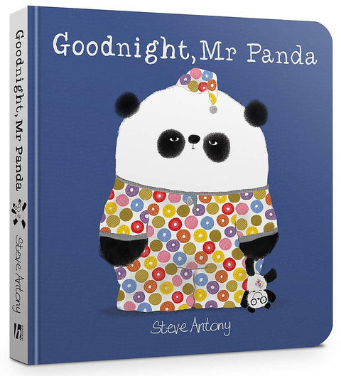 Book - Goodnight Mr. Panda