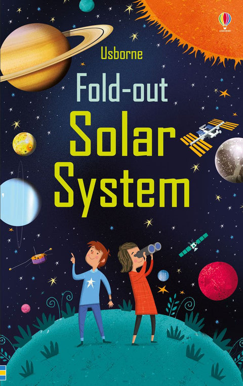 Book - Fold Out Solar System