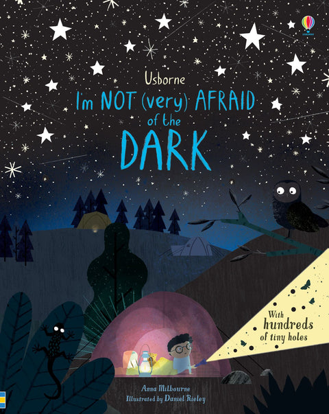 Book - I'm Not Afraid Of The Dark