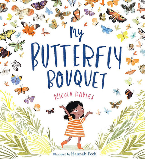 Book - My Butterfly Bouquet