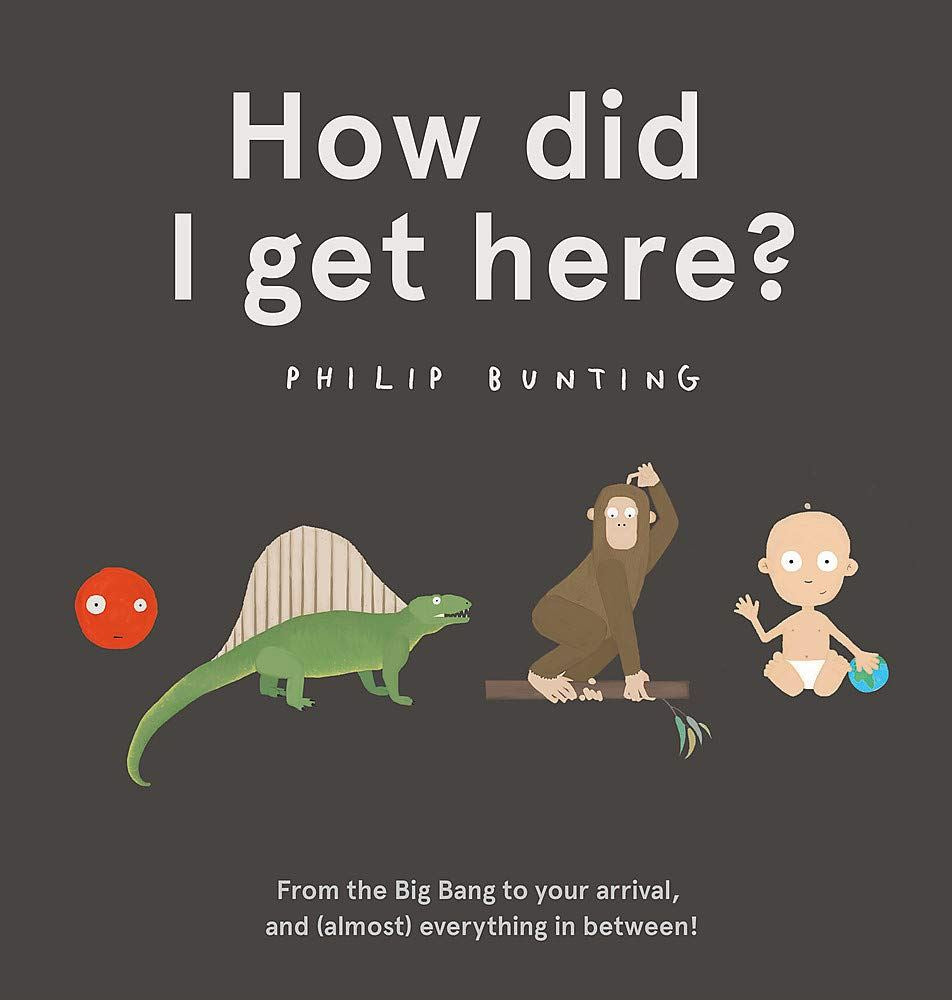 Book - How Did I Get Here