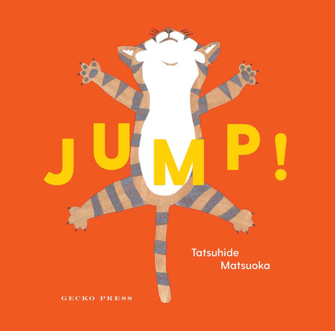 Book - Jump (Gecko Press)