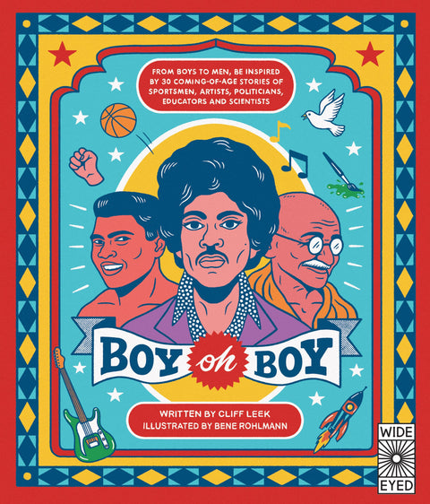 Book - Boy Oh Boy