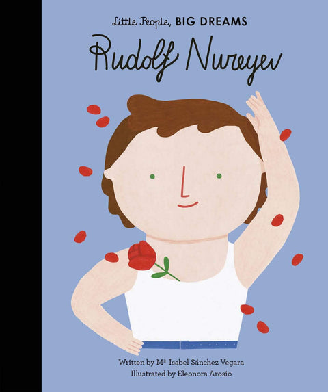 Book - Little People, Big Dreams - Rudolf Nureyev