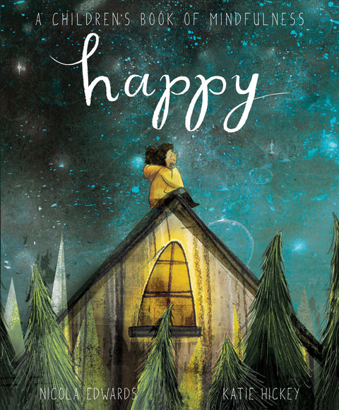 Book - Happy: A Children's Book Of Mindfulness