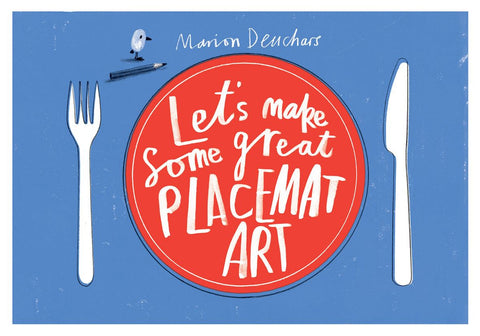 Book - Let's Make Great Placemat Art