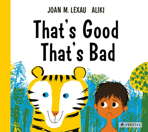 Book - That's Good That's Bad