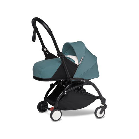 Babyzen YOYO² Push Chair | Newborn (Aqua)