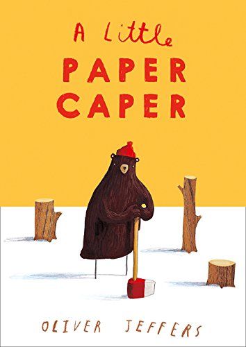 Book - Little Paper Caper