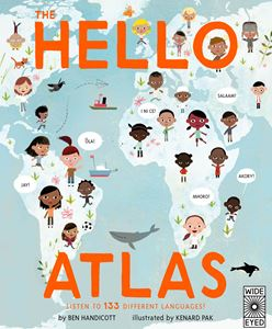 Book - Hello Atlas - More than 100 Languages