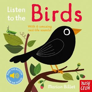 Book - Listen To The Birds - Sound Book