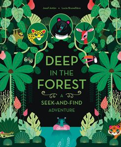 Book - Deep In The Forest - Seek and Find Adventure