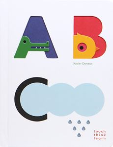 Book - ABC - Touch, Think, Learn