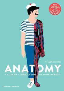 Book - Anatomy - A Cutaway Look Inside The Human Body
