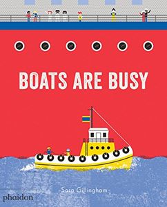 Book - Boats Are Busy
