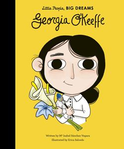 Book - Little People, Big Dreams - Georgia O Keeffe