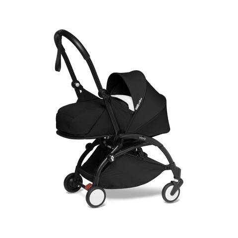 Babyzen YOYO² Push Chair | Newborn (Black)