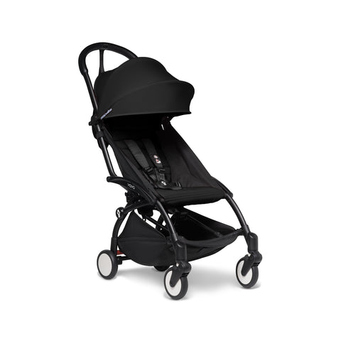 Babyzen YOYO² Push Chair | 6Months+ (Black)