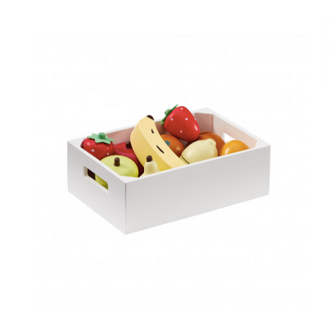 Mixed Fruit Box - Wooden