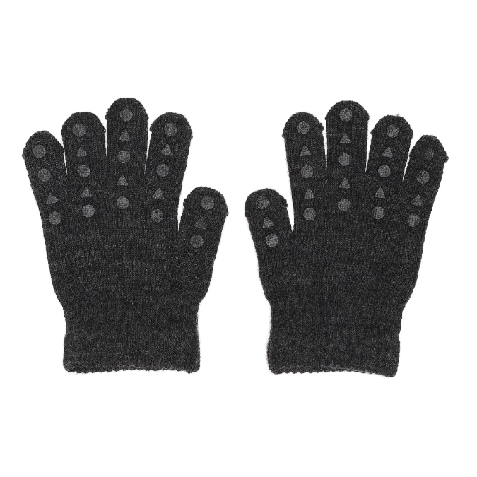 Gloves with Grip - Wool