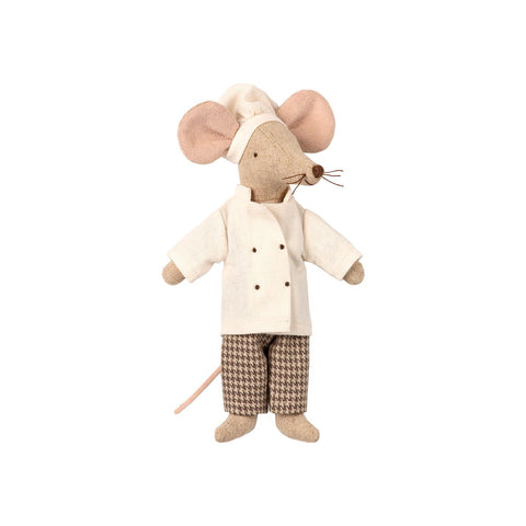 Mouse Family - Chef