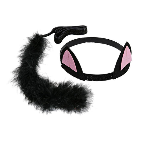 Dress Up Kit - Cat Ears & Tail