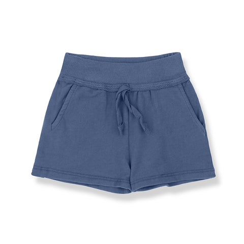 Shorts - Etna - Soft Fleece - Azzure