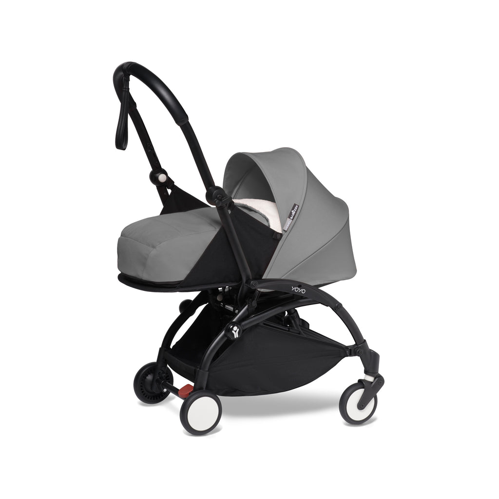 Babyzen YOYO² Push Chair | Newborn (Grey)