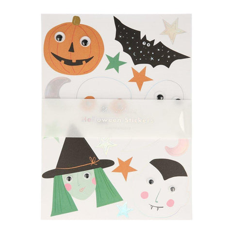 Sticker Sheets - Halloween Motif