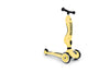 Scooter - Highwaykick 1 - 2 in 1 Kickboard/ Kickboard with Seat - Lemon