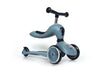 Scooter - Highwaykick 1 - 2 in 1 Kickboard/ Kickboard with Seat - Steel