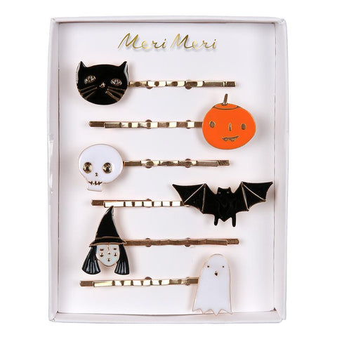 Hair Slides - Halloween Characters