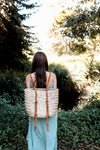 Backpack - Seagrass - Handmade