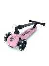 Highwaykick 3 - Scooter - Foldable Handle Bar - 3-6 Years - Rose