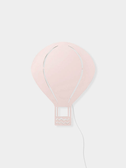 Wall Lamp - Air Balloon - Rose