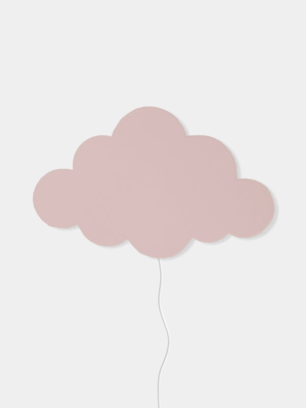 Wall Lamp - Cloud - Rose