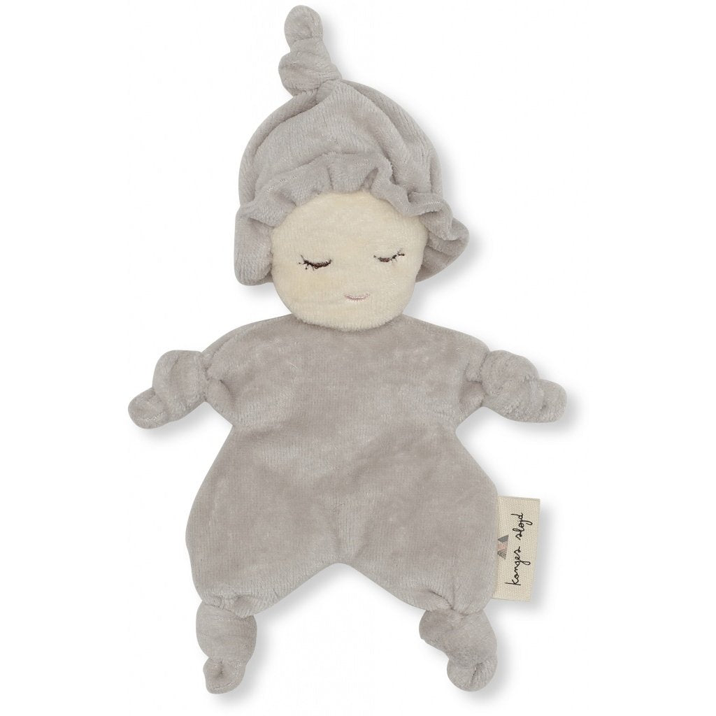 Miffi Doll - Organic Cotton - Grey