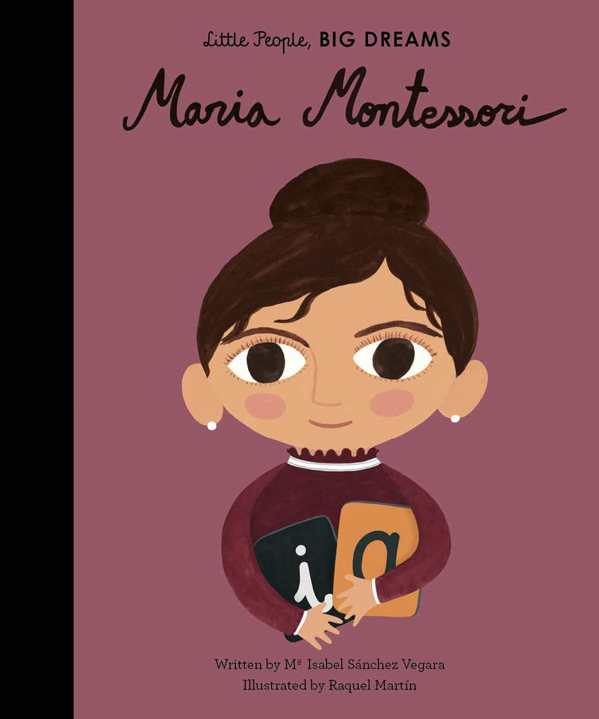 Book - Little People, Big Dreams - Maria Montessori