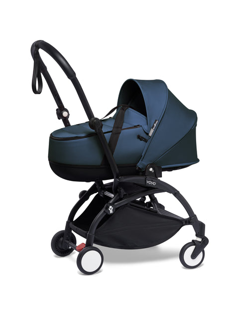 (Pre-Order) BABYZEN YOYO² Push Chair | Newborn Bassinet (Navy Blue)