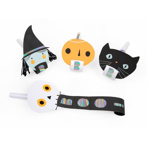 Party Blowers - Halloween Characters