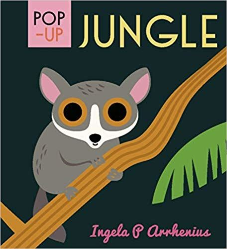 Book - Pop Up - Jungle