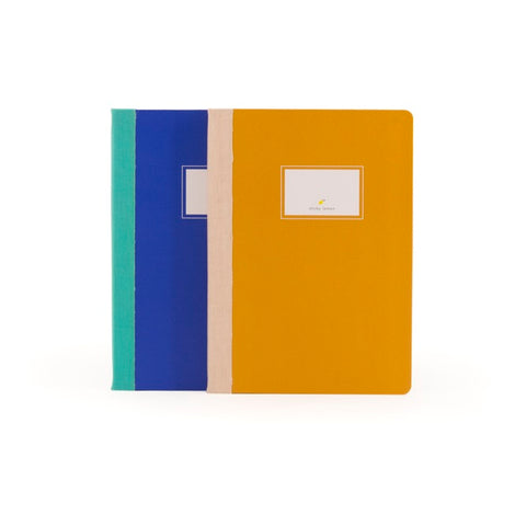 Notebook - Linen - 2 Colours